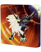 Pokemon Ultra Sun Steelbook Fan Edition 3DS