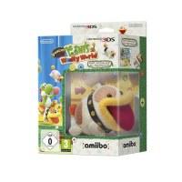 Poochy & Yoshi's Woolly World + Amiibo 3DS