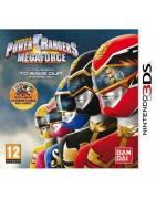Power Rangers Megaforce 3DS