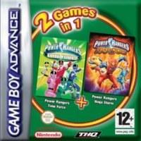Power Rangers Time Force & Power Rangers Ninja Storm Gameboy Advance