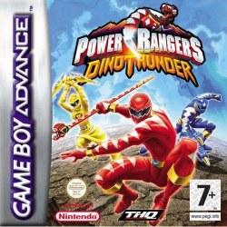 Power Rangers Dino Thunder Gameboy Advance