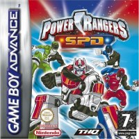 Power Rangers: Space Force Delta Gameboy Advance