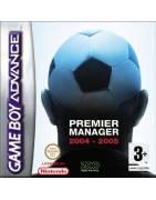 Premier Manager 2004 - 2005 Gameboy Advance