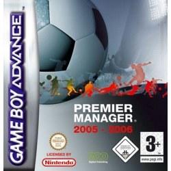 Premier Manager 2005 - 2006 Gameboy Advance