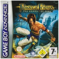 Prince of Persia The Sands of Time Gameboy Advance