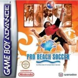 Pro Beach Soccer Gameboy Advance