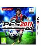 Pro Evolution Soccer 2011 3D 3DS