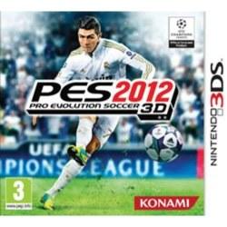 Pro Evolution Soccer 2012 3DS