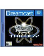 Pro Pinball Trilogy Dreamcast