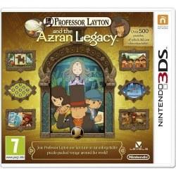 Professor Layton & the Azran Legacy 3DS