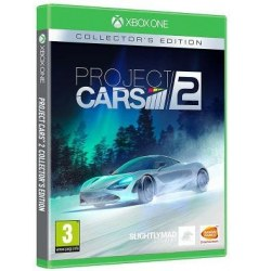 Project Cars 2 Collectors...