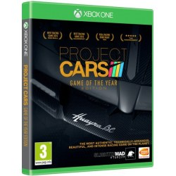 Project Cars: Game of the...