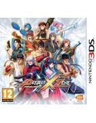 Project X Zone 3DS