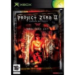 Project Zero 2: Crimson Butterfly Xbox Original