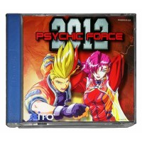 Psychic Force 2012 Dreamcast