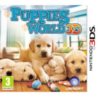 Puppies World 3D 3DS