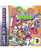 Puyo Pop Fever Gameboy Advance