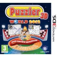 Puzzler World 2012 3D 3DS