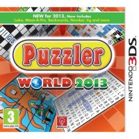 Puzzler World 2013 3DS