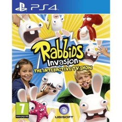 Rabbids Invasion: The...