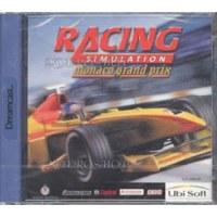 Racing Simulation : Monaco Grand Prix Dreamcast