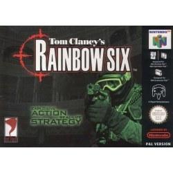 Rainbow Six N64