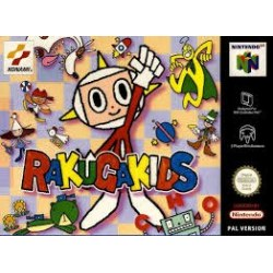 Rakuga kids N64