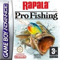 Rapala Pro Fishing Gameboy Advance