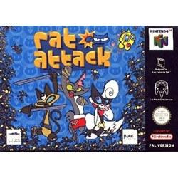 Rat Attack N64