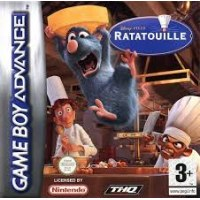Ratatouille Gameboy Advance
