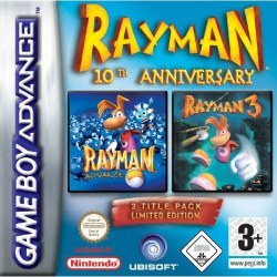 Rayman 10th Anniversary Gameboy Advance
