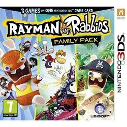 Rayman and Rabbids: Family...