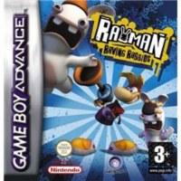 Rayman Raving Rabbids Gameboy Advance