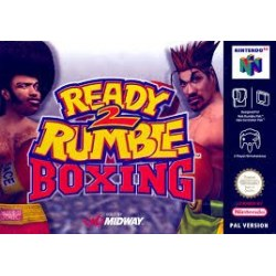 ready 2 rumble movie