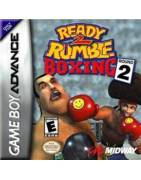 Ready 2 Rumble Boxing Round 2 Gameboy Advance