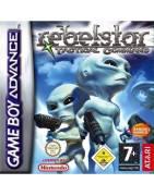 Rebelstar Tactical Command Gameboy Advance