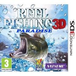Reel Fishing Paradise 3DS