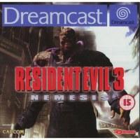 Resident Evil 3: Nemesis Dreamcast