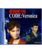 Resident Evil: Code Veronica Dreamcast