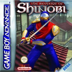 Revenge of Shinobi Gameboy Advance