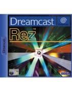 Rez Dreamcast