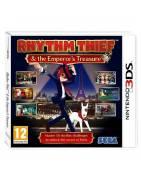 Rhythm Thief & The Emperor's Treasure 3DS