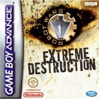 Robot Wars: Extreme Destruction Gameboy Advance