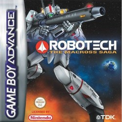 Robotech: The Macross Saga Gameboy Advance