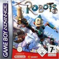 Robots Gameboy Advance