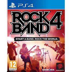 Rock Band 4 Solus with Adaptor