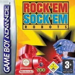 Rock'em Sock'em Robots Gameboy Advance