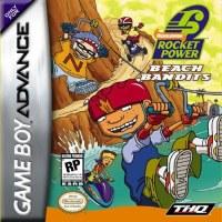 Rocket Power Beach Bandits Gameboy Advance