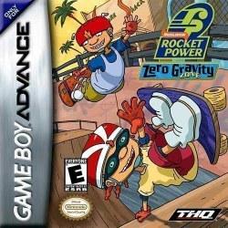 Rocket Power: Zero Gravity Zone Gameboy Advance