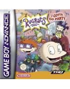 Rugrats I Gotta Go Party Gameboy Advance